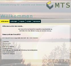 Firma MTS Fachhandel für Baustoffe & Baudienstleistung.                         Sie finden hier einen kleinen Auszug von unserer Leistung